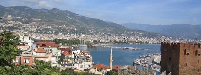 Słoneczna pogoda w Turcji